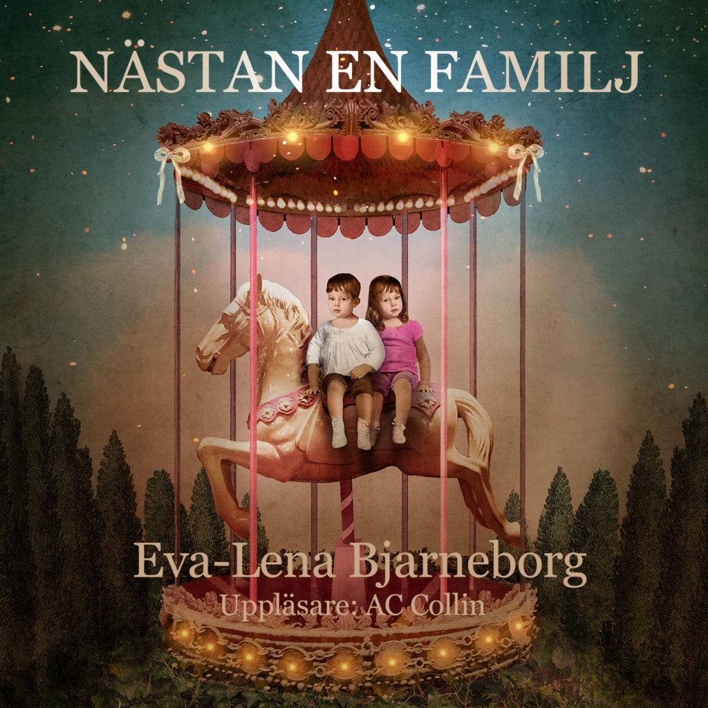 Ljudboken Nästan en familj